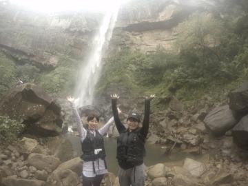 10/10西表島ピナイサーラの滝半日カヌー(カヤック)ツアー61