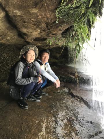 9/10西表島サンガラの滝半日カヌー(カヤック)ツアー11