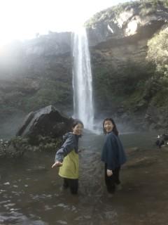 1/5西表島ピナイサーラの滝半日カヌー(カヤック)ツアー12