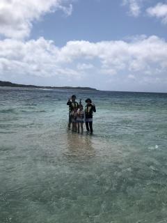4/30西表島バラス島スノーケリング(シュノーケリング)ツアー2