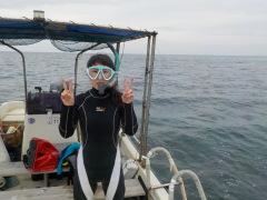 2/24西表島バラス島スノーケリング(シュノーケリング)ツアー3