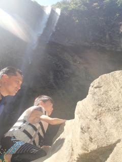 10/22西表島ピナイサーラの滝半日カヌー(カヤック)ツアー23