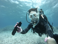 3/28西表島バラス島体験ダイビングツアー14