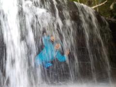 2/12西表島サンガラの滝半日カヌー(カヤック)ツアー15