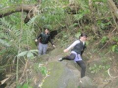 10/10西表島ピナイサーラの滝半日カヌー(カヤック)ツアー65