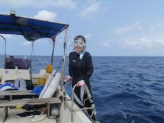 3/28西表島バラス島体験ダイビングツアー58