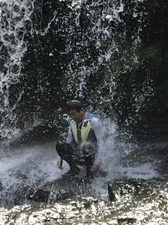 9/10西表島サンガラの滝半日カヌー(カヤック)ツアー18