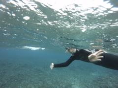 3/28西表島バラス島体験ダイビングツアー49