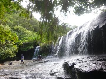 サンガラの滝1