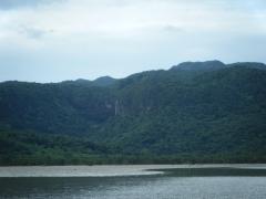 ピナイサーラの滝全景1