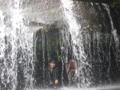サンガラの滝3